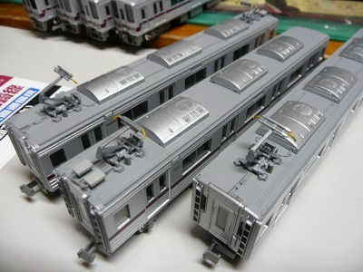 東武30000系 模型
