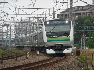 JR横浜線 E233系
