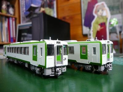 キハ110系0番台 模型