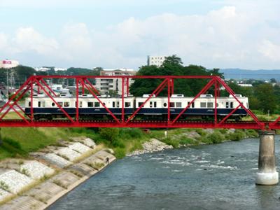 フローベルデ 千曲川橋梁