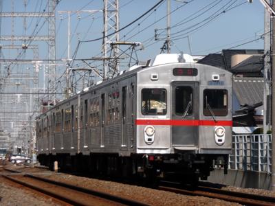 東急7700系 池上線  お次は7700系。 8090系や9000系、1000系といった後輩車両