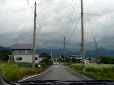 上田へ・・・