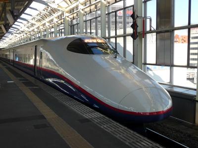 新幹線あさま